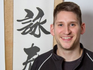 Maidstone, Kent based Wing Chun teacher Mark Blackbourn